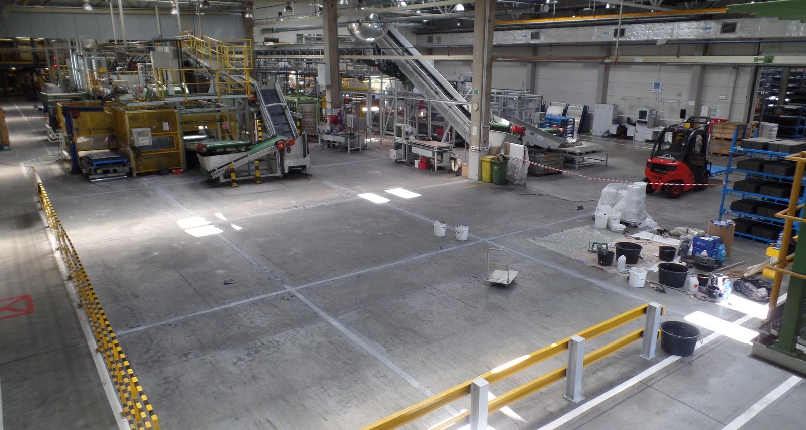 Posadzki Przemysłowe Podłogi żywiczne Darp